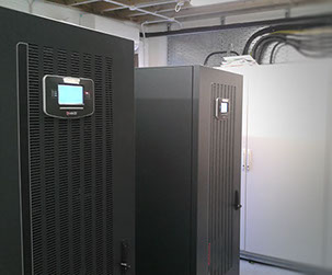 Dale, Riello and Socomec Uninterruptible Power Supply (UPS