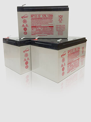 UPS battery sets from Enhanced Power Services Ltd
