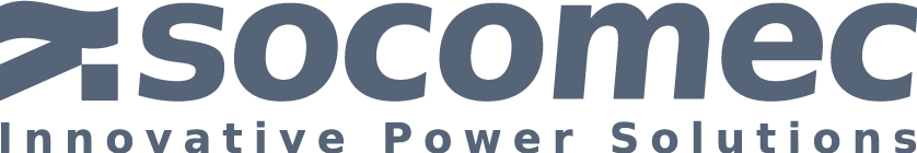 Socomec Company Logo - partner for Enhanced Power Services Ltd